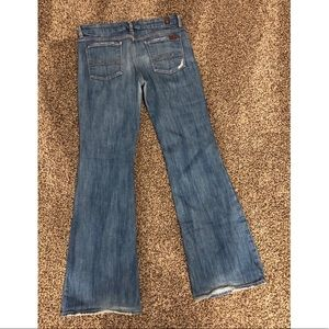 7s for all mankind woman jeans